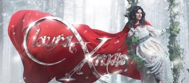 Laura Pausini presenta Laura Xmas, l'inedito album natalizio.