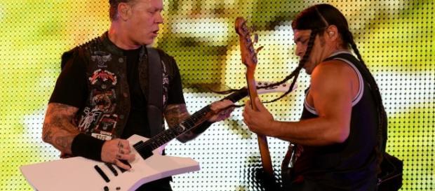 Metallica compeltou o seu breve giro pela América do Sul com show em Bogotá, na Colômbia