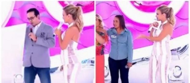 Nas redes sociais tem muita gente acreditando que a apresentadora Eliana esteja grávida