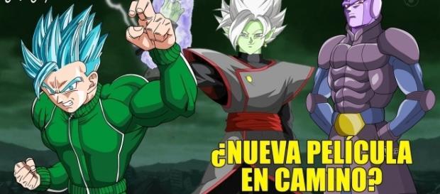 Nueva Película de Dragon Ball Super parece ser anunciada por Toei Animation.