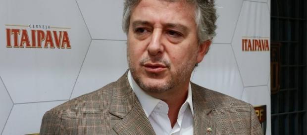 Paulo Nobre, atual presidente do Palmeiras