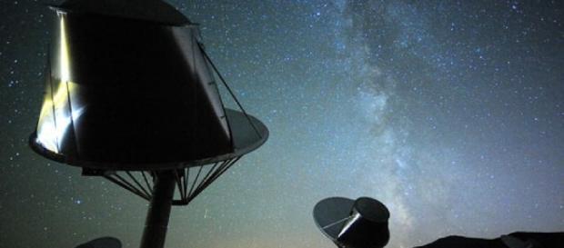 Potremmo essere di fronte a un contatto alieno?