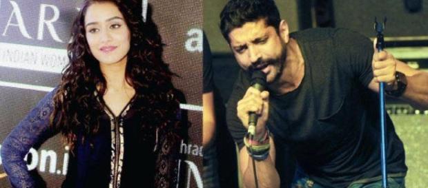Shraddha Kapoor, Farhan Akhtar indulge in dirty dancing? - The ... - indiatimes.com