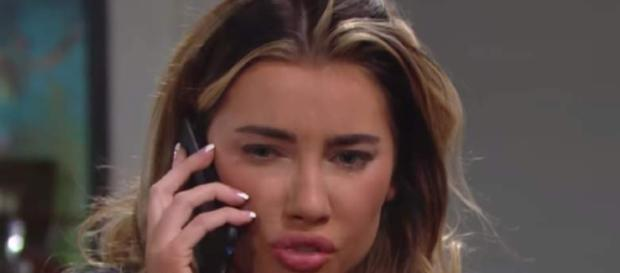 Steffy Forrester soap opera Beautiful