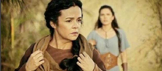 Yana, a mãe de Aruna, vai salvar Zaqueu