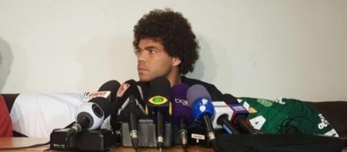 Camilo jogou na Chapecoense (Foto: Reprodução/Twitter)
