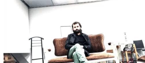 El artista y musico, Fernando Barroso