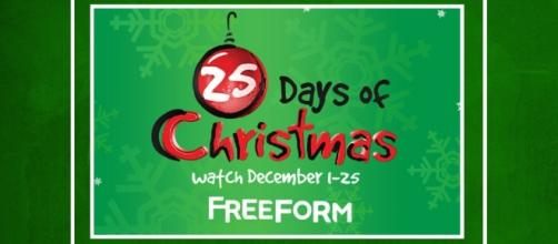 """Freeform's """"25 Days of Christmas"""" is back from December 1 to 25. Photo: Blasting News Library - nashvillefunforfamilies.com"""
