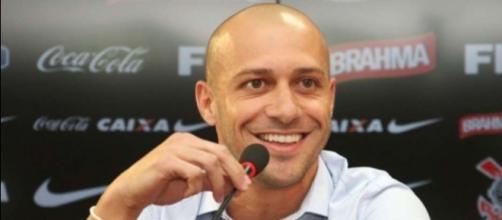 Alessandro é gerente de futebol do Corinthians desde junho