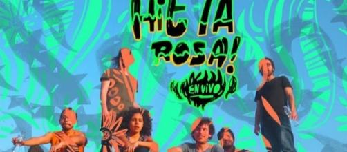 Hit La Rosa: sangre joven, cumbia experta