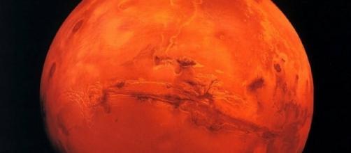 Il pianeta rosso simbolo di una nuova frontiera
