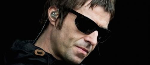 L'ex cantante della band Britpop Oasis