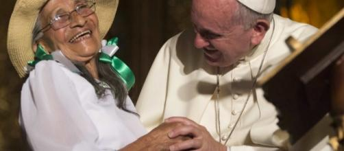 Papa Francesco conclude il ciclo delle catechesi sulla miserocordia