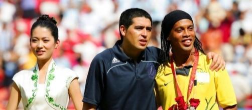 Riquelme se oferece para jogar na Chapecoense de graça. Fla Hoje ... - flahoje.com