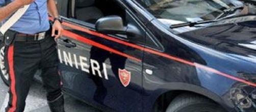 Una foto di archivio dei Carabinieri