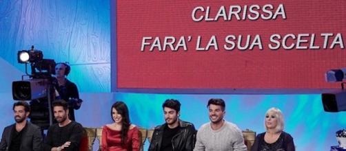 Uomini e Donne:Clarissa e Federico già in crisi?
