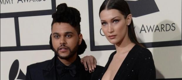 Bella Hadid on dating The Weeknd: He's just Abel to me - UPI.com - upi.com
