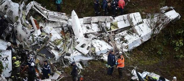 Brazilian Soccer Team Plane Crashes Killing 76; Accident ... - forbes.com
