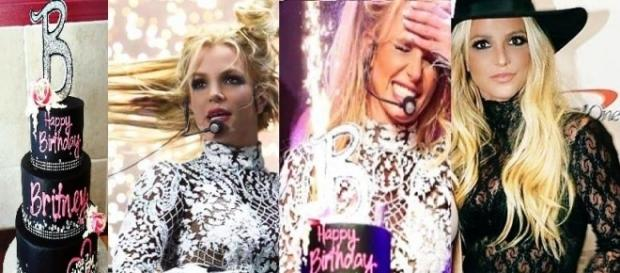 #BritneySpears festeggia i suoi 35 anni live a Los Angeles! #BlastingNews