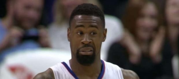 DeAndre Jordan, jugador de Los Ángeles Clippers.
