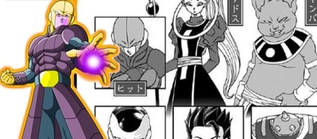 Dragon Ball super Nuevas imágenes del segundo volumen del Manga han sido reveladas