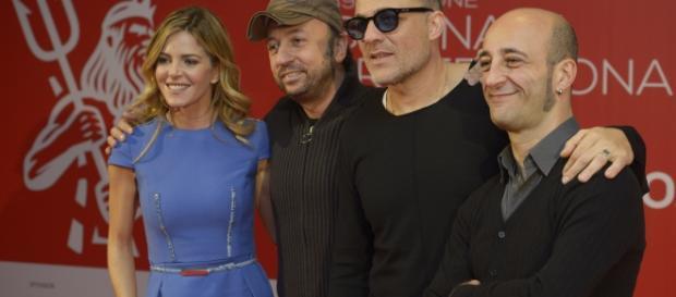 I 'Ditelo voi' a Sorrento annunciano il loro primo film.