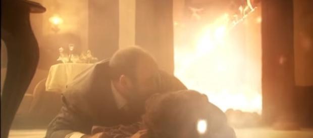 Il Segreto, anticipazioni puntata 1252: tutta la famiglia Mella muore carbonizzata