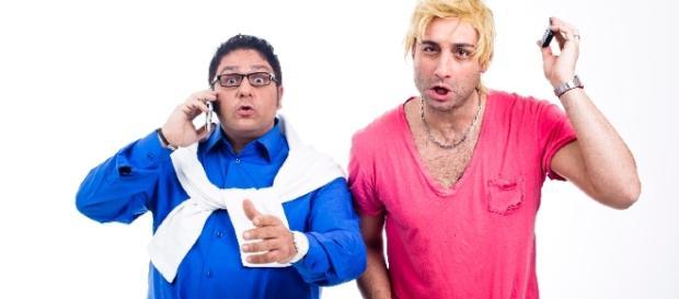 Ivan e Cristiano, duo di comici direttamente da Made in Sud