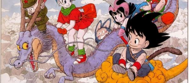 Personajes que inspiraron Dragon Ball