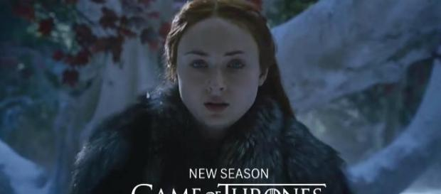 Primeras imágenes de la séptima temporada de GoT Sansa Stark