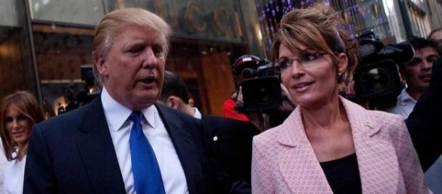 Sarah Palin In A Trump Administration? Apparently So.   Crooks and ... - crooksandliars.com
