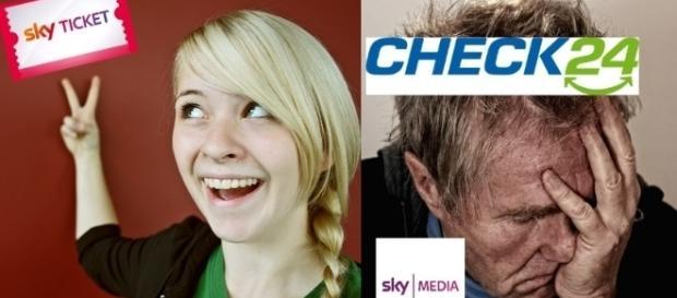 Sky Ticket Kunden keine Werbung und oft Sonderaktionen