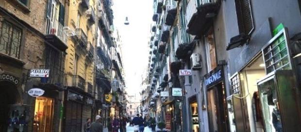 Via Chiaia, Napoli. I dubbi sulla morte di Materazzo.