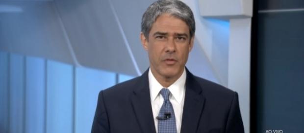 William Bonner faltou ao Jornal Nacional por causa da morte do pai