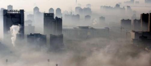 China has the most polluted cities on Earth, but exempt from climate accord. YouTube (Screencap-VICE)