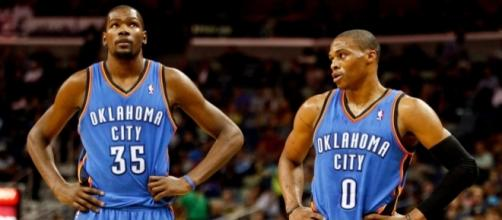 Dide Continues To Grow Between Westbrook & Durant :: The Ramblings ... - sportsblog.com