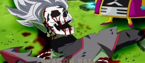 La cruel muerte de la fusion de los villanos
