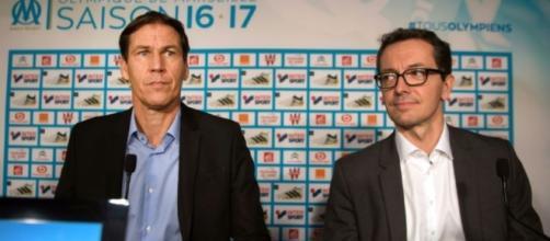 Ligue 1: Garcia en vedette américaine, Lyon pour éviter la crise ... - liberation.fr