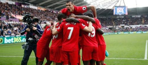 Liverpool's title aspirations ARE real - their victory at Swansea ... - mirror.co.uk