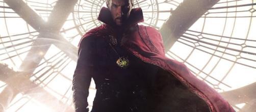 Marvel se mantiene fiel al estilo de los cómics en Doctor Strange