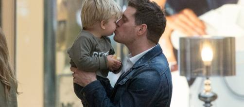 Michael Bublé's 3-Year-Old Son Noah Has Cancer - Photo: Blasting News Library - scoopla.com