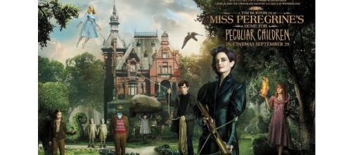 'Miss Peregrine e i ragazzi speciali': nuovo film di Tim Burton in uscita a dicembre.