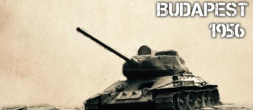 Rivoluzione ungherese 1956 Budapest