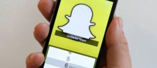 Snapcht, rede social de mensagens para celulares Android e iOS