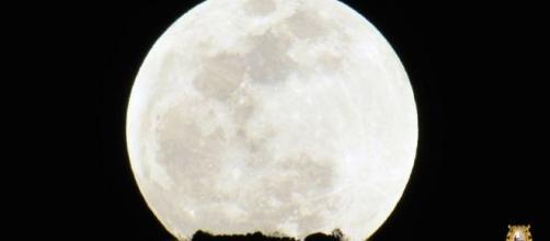 Superlua poderá ser vista em novembro