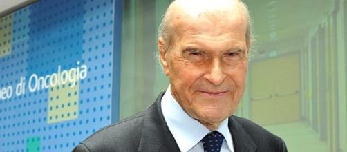 Umberto Veronesi si è spento all'età di 90 anni