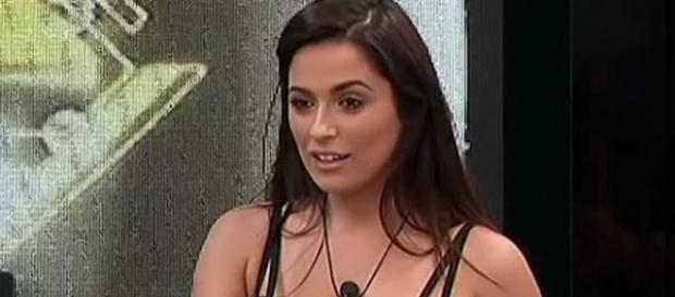 Alessia Macari nella Casa del GF Vip