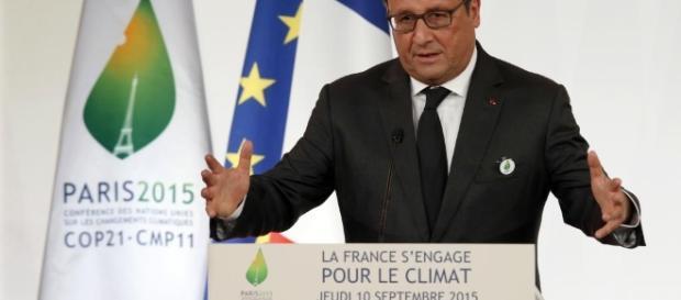 Aujourd'hui, François Hollande inaugure le Pôle Liger - Crédit photo: rfi.fr