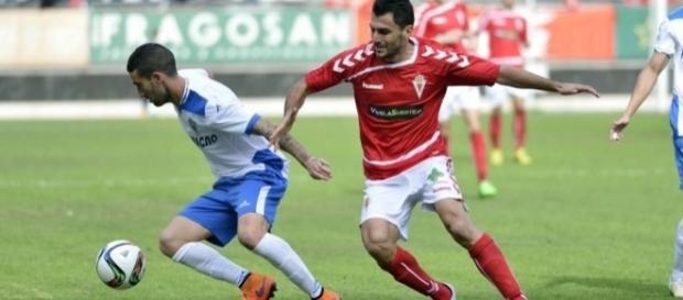 El tercer tiempo: R.Murcia 0-0 Marbella | La Pizarra Grana - wordpress.com