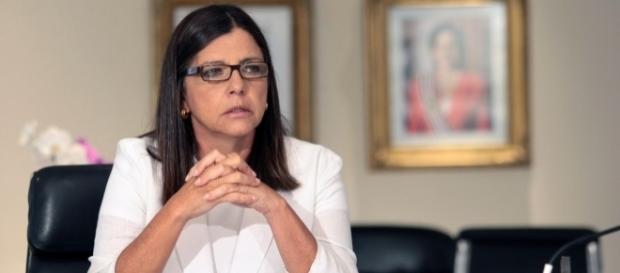 Ex-governadora é alvo de denúncia do MP (Foto: Reprodução)